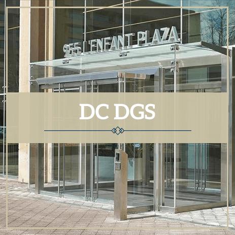 DC DGS