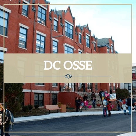 Consultant for DC OSSE