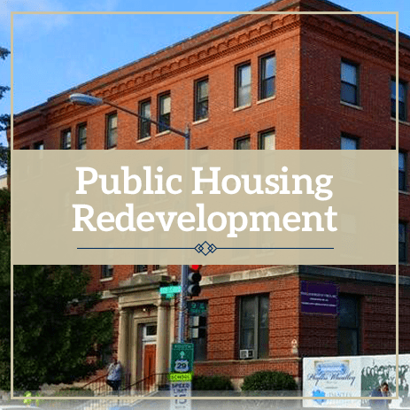 Public Housing Redevelopment