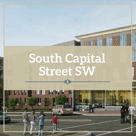 South Capital St SW