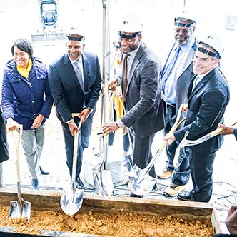 D.C. Breaks Ground On First Affordable Assisted-Living Facility in Ward 8